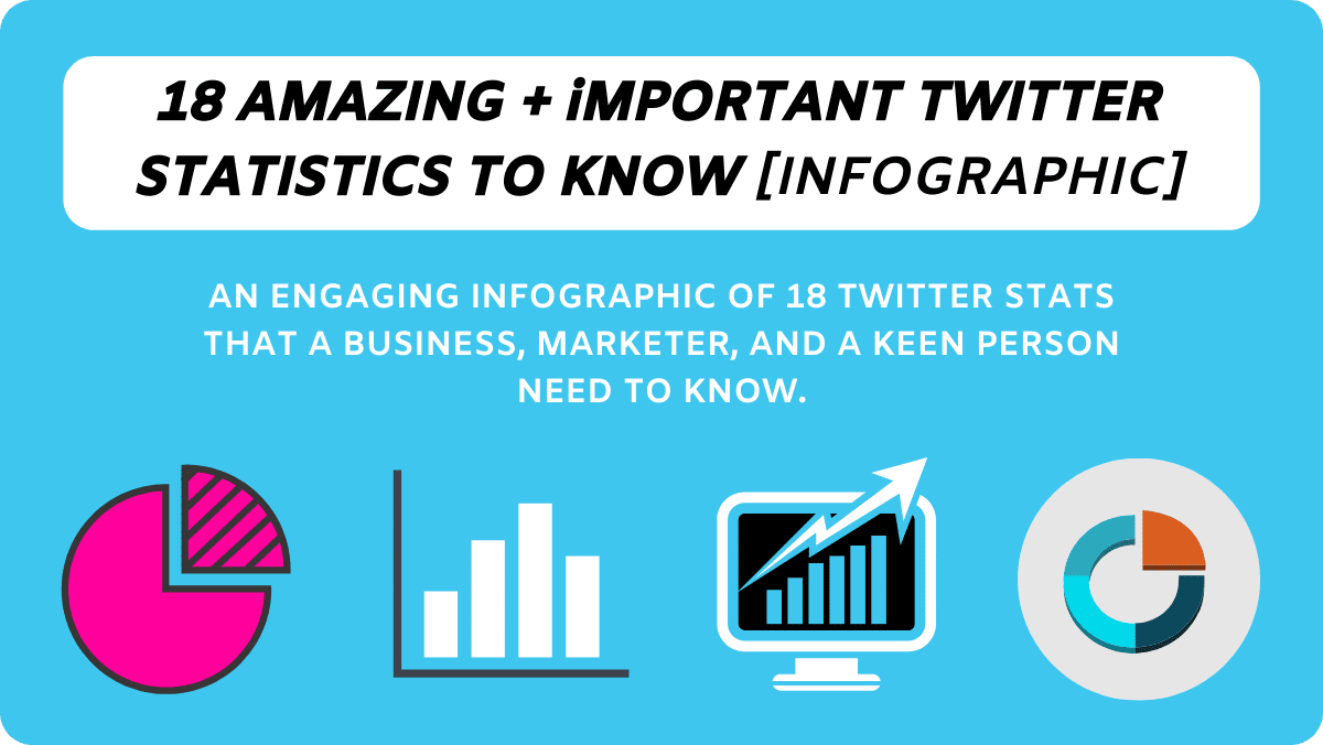 18 Twitter Statistics Every Person Must Know In 2021 [Infographic]