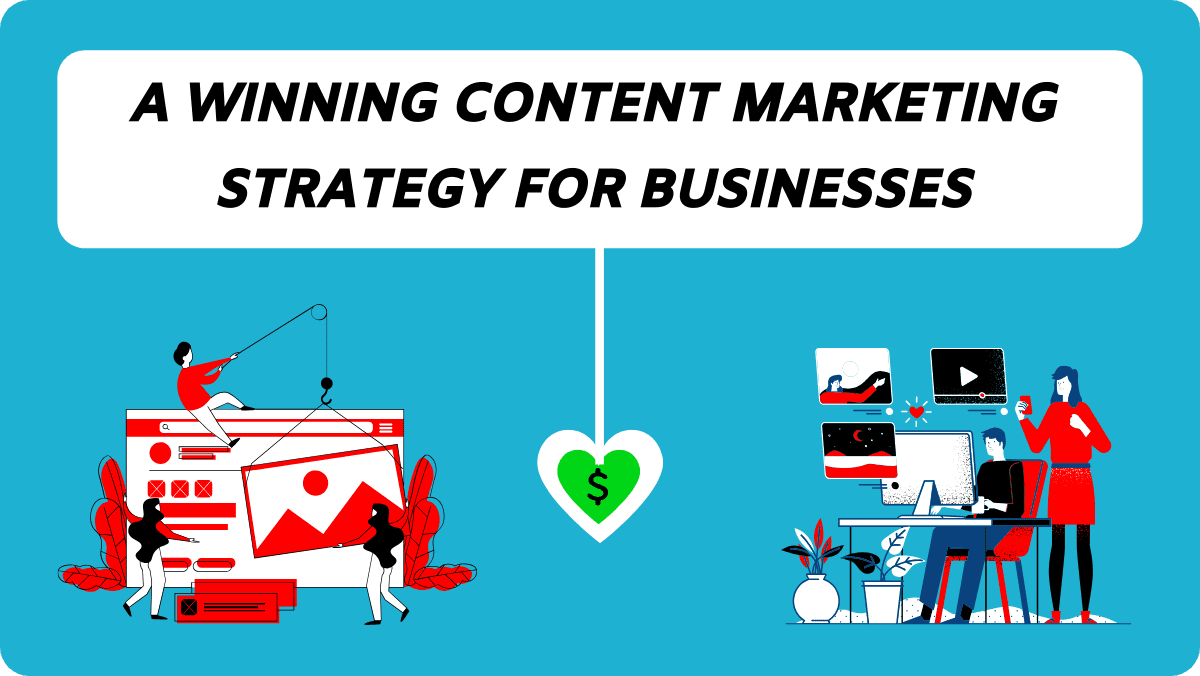 A Winning Content Marketing Strategy For Businesses In 2020