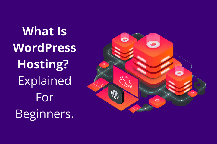 What Is WordPress Hosting? Explained For Beginners