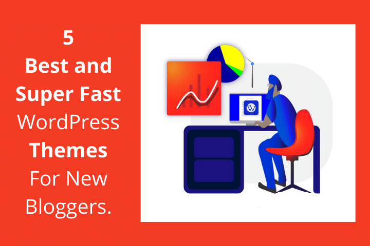 5 Best Optimized + Super Fast Themes For New Bloggers