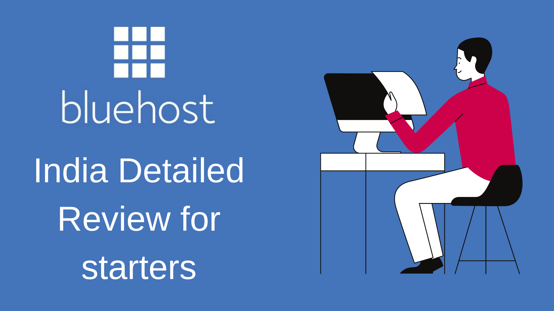 Bluehost India Review 2021: Don't Buy Before Reading This