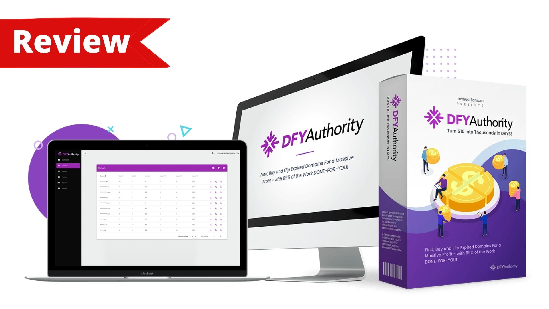 DFY Authority Review: Another Scam Product or Legit?