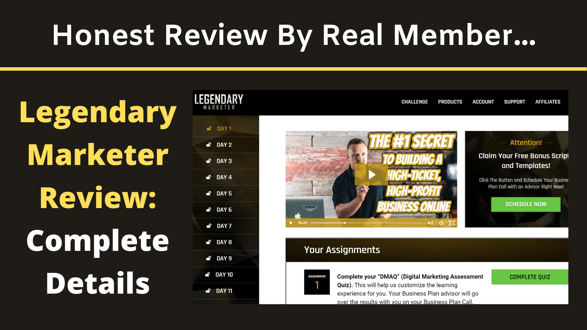 Legendary Marketer Review: Here's What They Don't Tell You