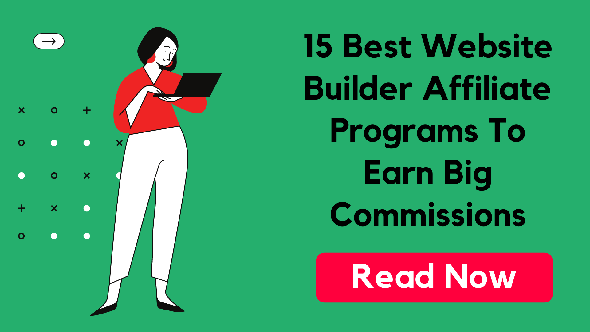 15 Website Builder Affiliate Programs With Crazy Commissions