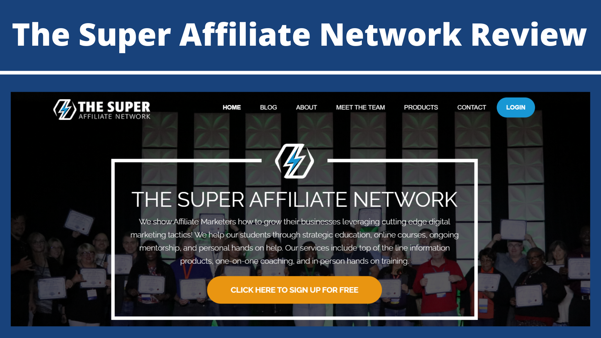 The Super Affiliate Network Review: Know The Truth