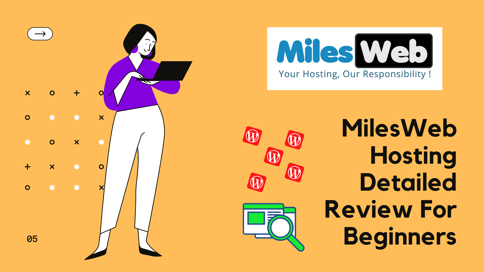 MilesWeb Review [2021]: Truth About Web Hosting By MilesWeb