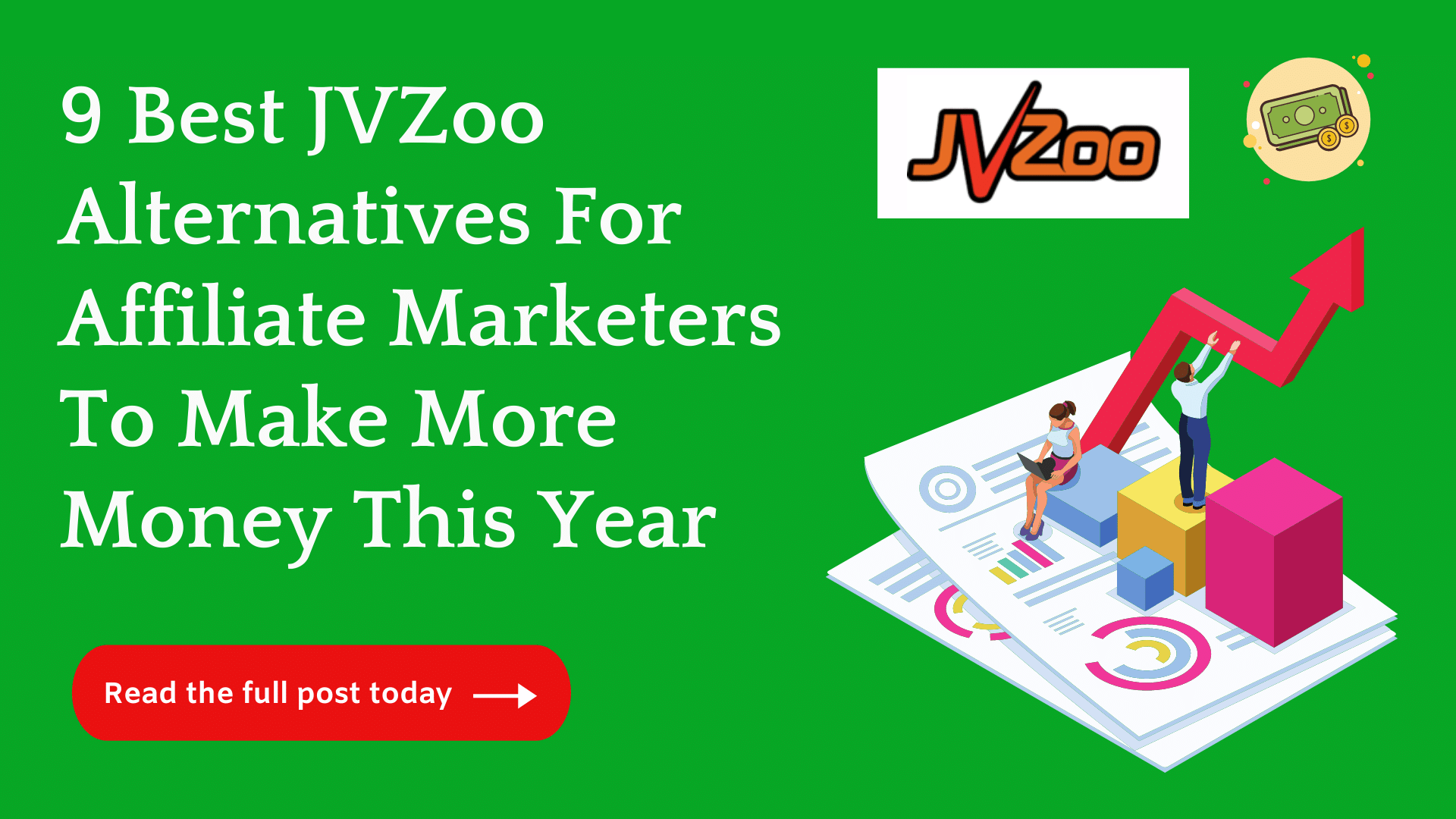 9 JVZoo Alternatives To Boost Your Affiliate Income (2021)