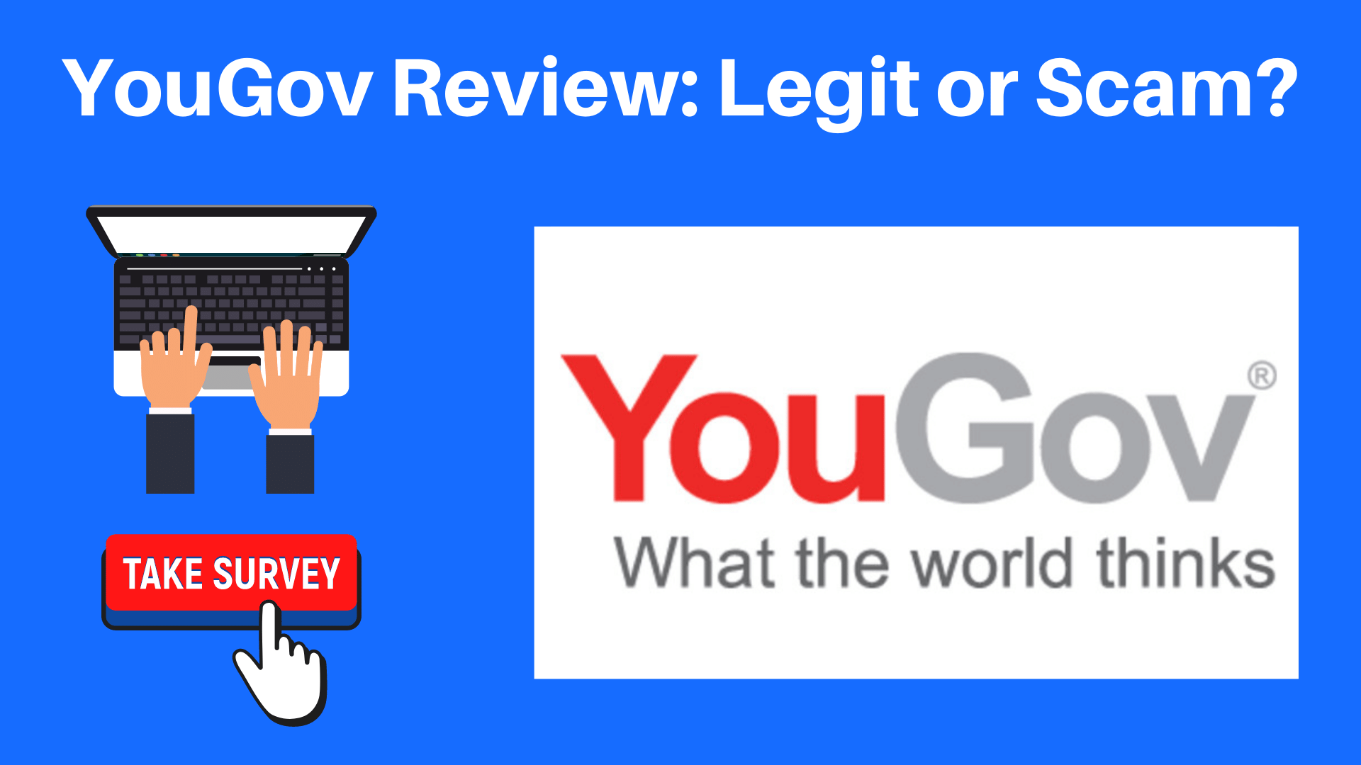 YouGov Review: Here's What They Don't Tell You?