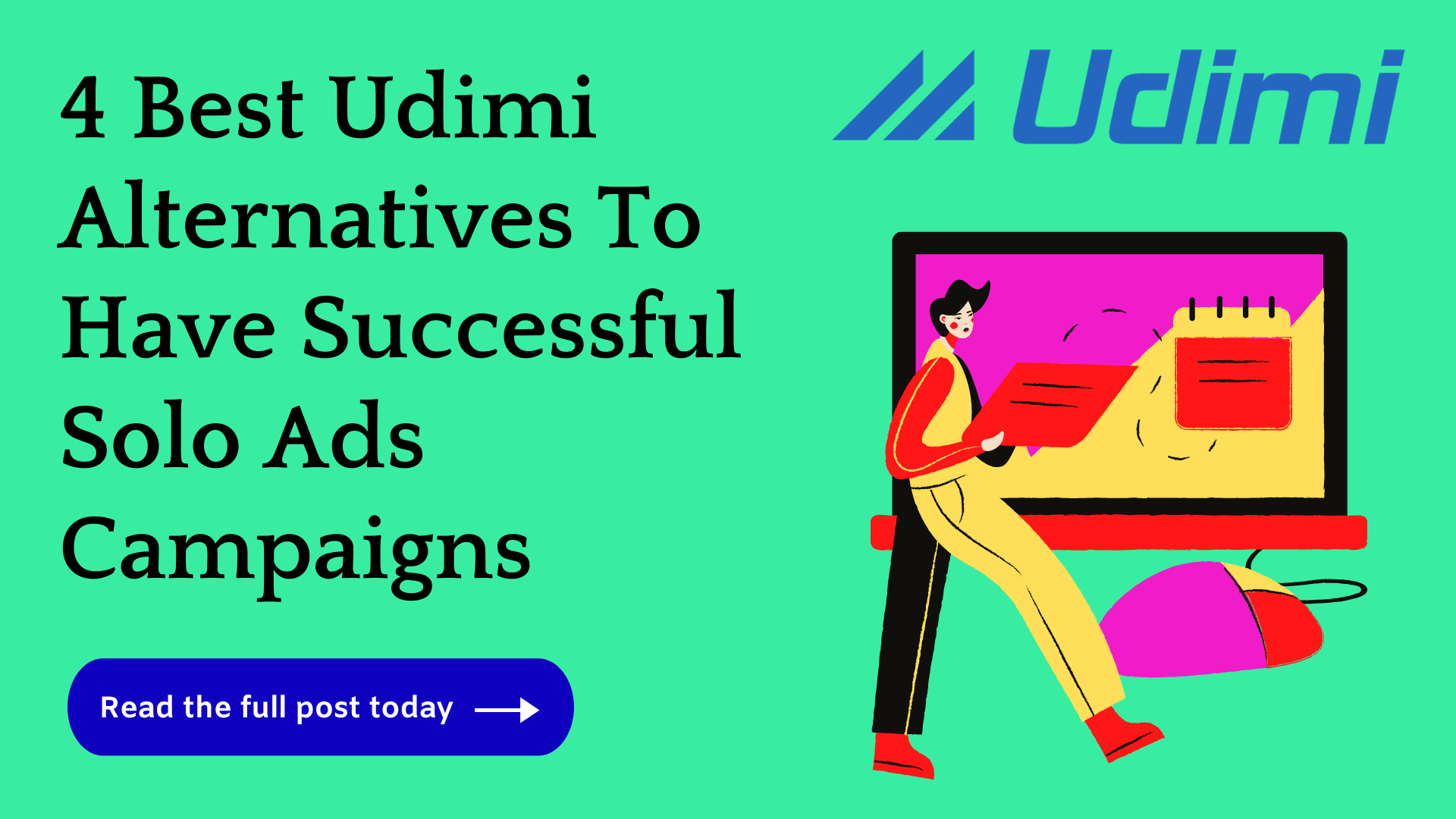 4 Best Udimi Alternatives For Solo Ads