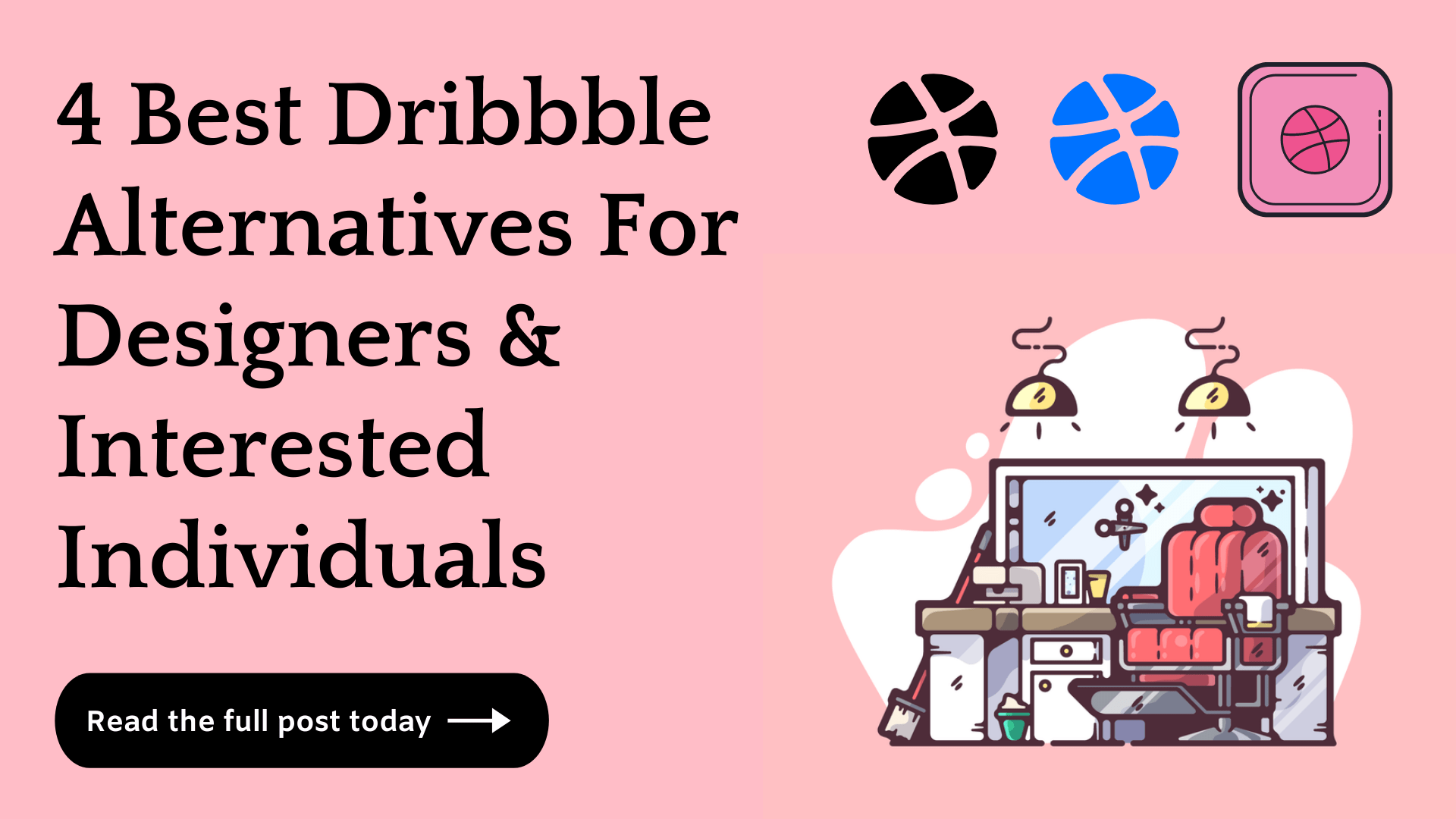 4 Best Dribbble Alternatives For Designers & Hirers (2021)